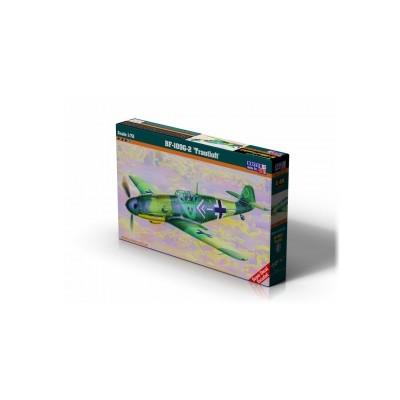 MESSERSCHMITT Bf-109 G-2 -Trautloft- Mister Craft 030698