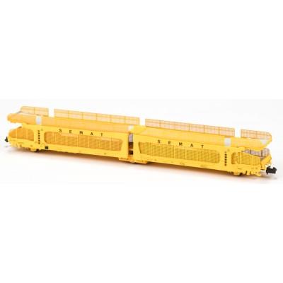 PORTA AUTOMOVILES DOBLE PISO CON REJILLAS SEMAT 427 0 155-0 MF TRAIN N33221