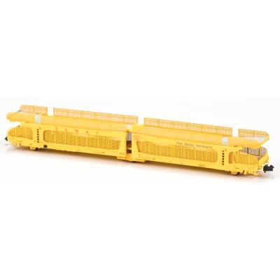 PORTA AUTOMOVILES DOBLE PISO CON REJILLAS SEMAT 427 0 222-8 MF TRAIN N33222