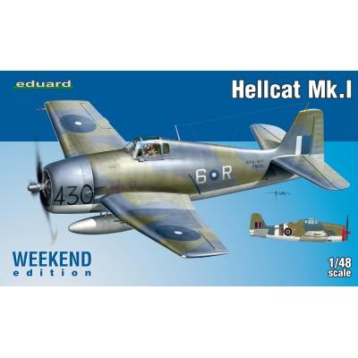 GRUMMAN HELLCAT MK-I - Eduard 8435