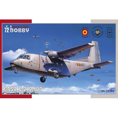 CASA C-212-100 AVIOCAR- Special Hobby SH72344 - escala 1/72