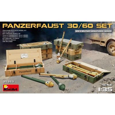 SET PANZERFAUST 30/60 - MiniArt 35253