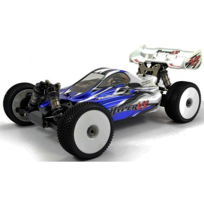 BUGGY HYPER VS BRUSHLESS 1/8 RTR VARIADOR 100A