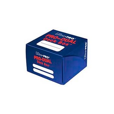 DECK BOX PRO DUAL AZUL - ULTRA PRO 82988