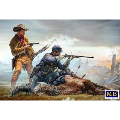 Indian Wars: FINAL STAND - Master Box 35191