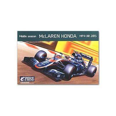 MCLAREN HONDA MP4-30 2015 1/20 - EBBRO 014-4800