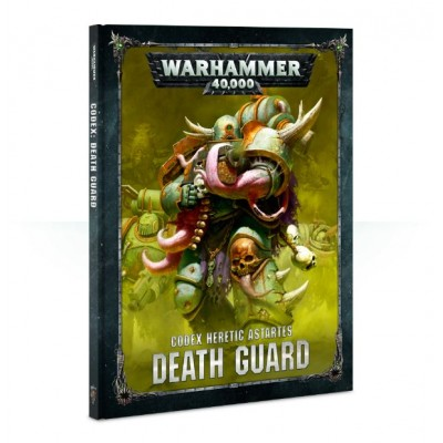CODEX DEATH GUARD - GAMES WORKSHOP 43-03-03
