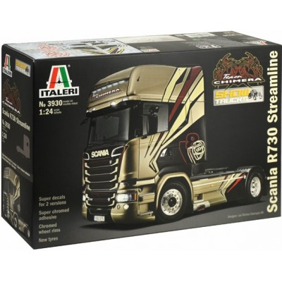 SCANIA T730 STREAMLINE CHIMERA 1/24 - ITALERI 3905