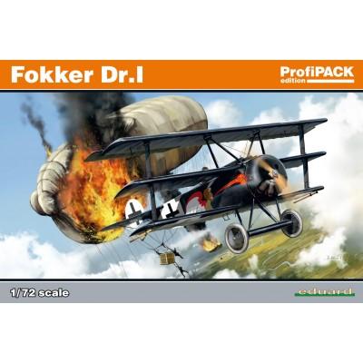 FOKKER DR.I - Eduard 7039
