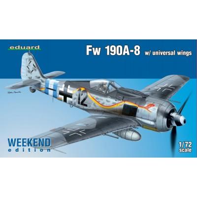 FOCKE WULF FW-190A-8 - Eduard 7443