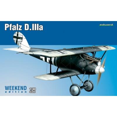 PFALZ D.III A - Eduard 8417