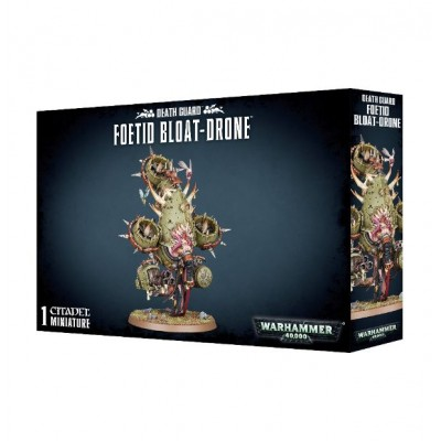 DEATH GUARD FOETID BLOAT-DRONE - GAMES WORKSHOP 43-54