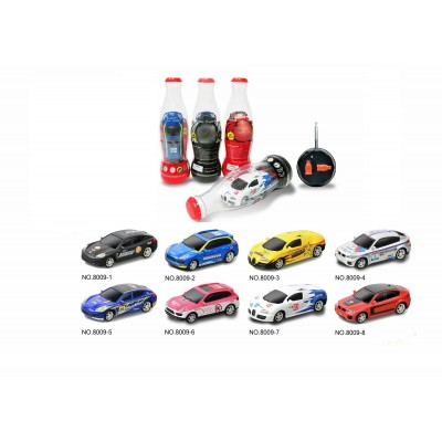 BOTTLE RACER - MINI COCHE R/C (UNIDAD)- Siva 50500