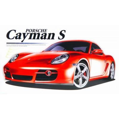 PORSCHE CAYMAN S 1/24 - Fujimi 12281