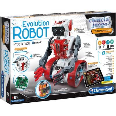 EVOLUTION ROBOT - CLEMENTONI 55191