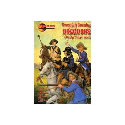 DRAGONES SUECOS (Guerra 30 años) - MARS 72011
