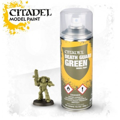SPRAY VERDE DEATH GUARD - GAMESWORKSHOP 62-32