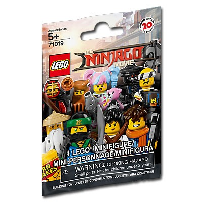 MINIFIGURA THE LEGO NINJAGO MOVIE - LEGO 71019