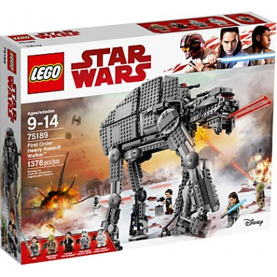 STAR WARS FIRST ORDER HEAVY ASSAULT WALKER - LEGO 75189