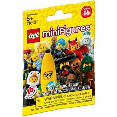 MINIFIGURAS LEGO EDICION 16º