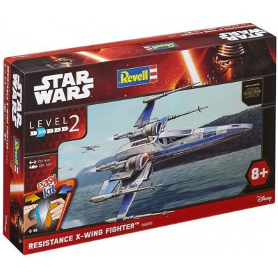 STAR WARS: X-WING FIGHTER RESISTANCE - REVELL 06696