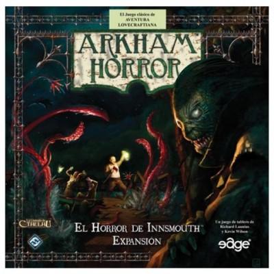 ARKHAM HORROR : EL HORROR DE INNSMOUTH