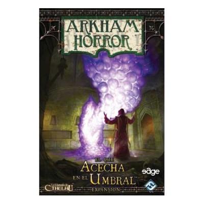 ARKHAM HORROR EL QUE ACECHA EN EL UMBRAL