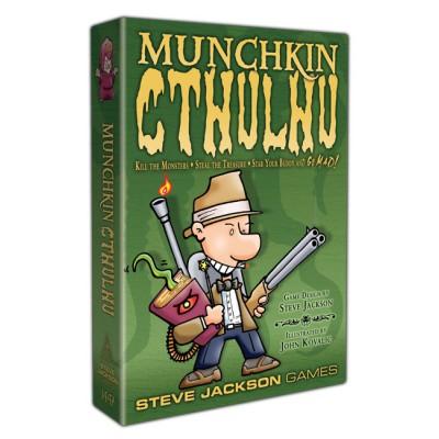 MUNCHKIN CTHULHU - EDGE