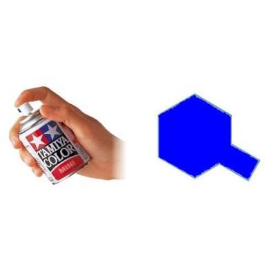 SPRAY ESMALTE TS-54 AZUL CLARO METALIZADO (100 ml) - Tamiya TS54