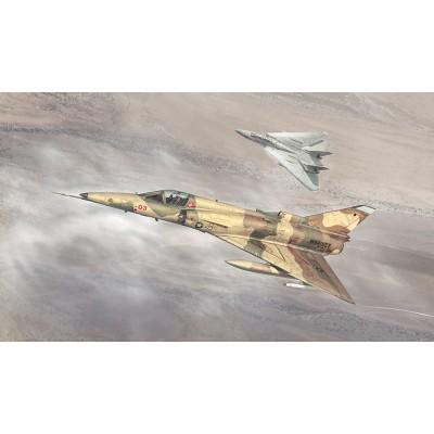 IAF C.1 KFIR / F-21 A LION - Italeri 1397