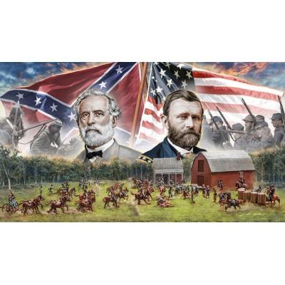 Guerra Civil Americana: BATALLA DE LA GRANJA - Italeri 6179