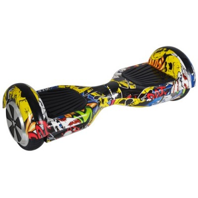 BALANCE SCOOTER 6,5´´ HIP-HOP CON BLUETOOTH