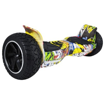 BALANCE SCOOTER 8,5´´ HIP-HOP CON BLUETOOTH