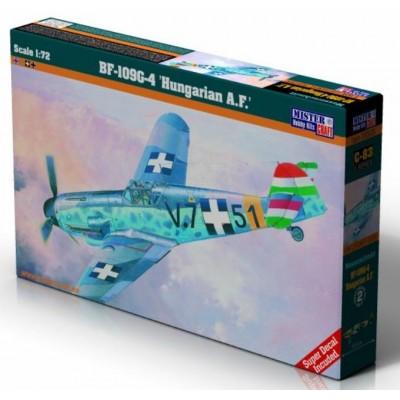 MESSERSCHMITT Bf-109 G-4 -Hungarian- Mister Craft 030834