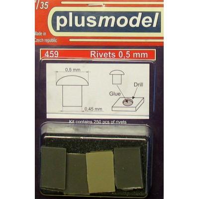 REMACHES 1,5 mm - Plus model 459
