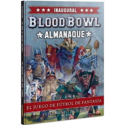 ALMANAQUE INAUGURAL BLOOD BOWL ESPAÑOL - GAMES WORKSHOP 200-29
