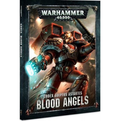 CODEX BLOOD ANGELS ESPAÑOL - GAMES WORKSHOP 41-01-03