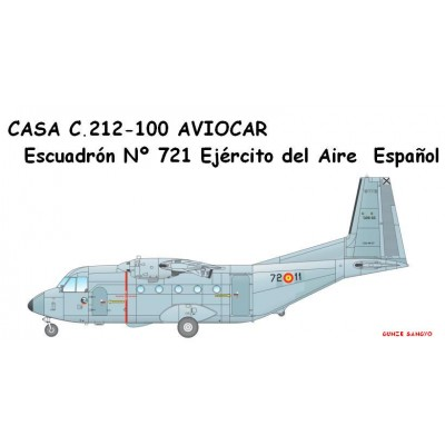 SET COLORES GUNZE SANGYO CASA C-212-100 AVIOCAR