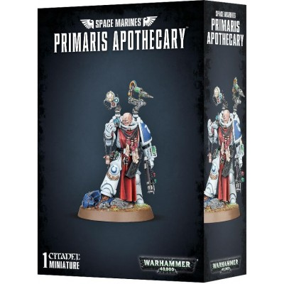 SPACE MARINES PRIMARIS APOTHECARY - GAMES WORKSHOP 48-60