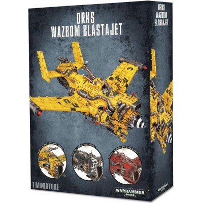 ORKS WAZBOM BLASTAJET - GAMES WORKSHOP 50-32