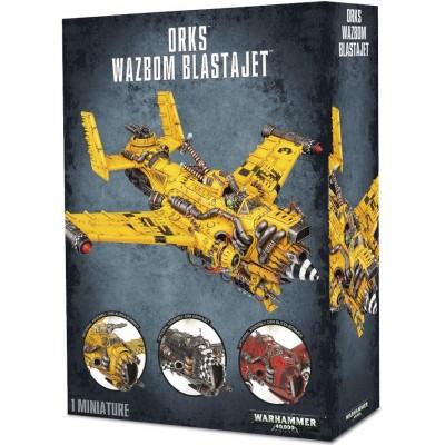 ORKS WAZBOM BLASTAJET - GAMES WORKSHOP 50-32
