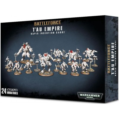 TAU RAPID INSERT CADRE - GAMES WORKSHOP 71-61