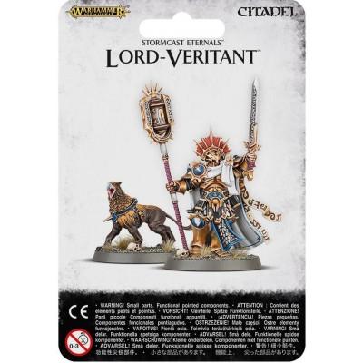 STORMCAST ETERNALS LORD VERITANT - GAMES WORKSHOP 96-25