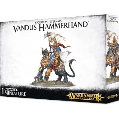STORMCAST ETERNALS VANDUS HAMMERHAND - Games Workshop 9633