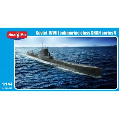 SUBMARINO Clase SHCH series V - Mikro Mir 144-005