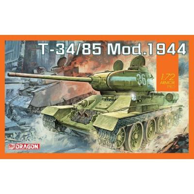 CARRO DE COMBATE T-34/85 Mod. 1944 - Dragon 7556