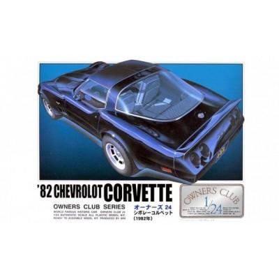 CHEVROLET CORVETTE (1982) 1/24 - ARII 31161