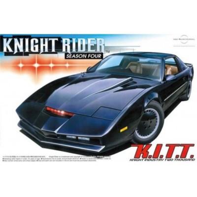 KNIGHT RIDER (K.I.T.T.) 1/24 - AOSHIMA 041307
