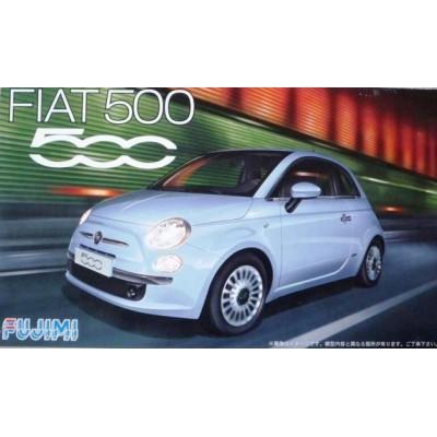 FIAT 500 1/24 - Fujimi 123622