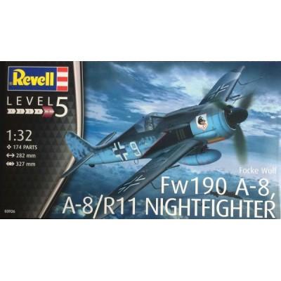 FOCKE WULF Fw-190 A-8 / R-11 - Revell 03926